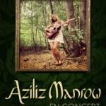 11 juillet 2014 concert Aziliz Manrow à Moëlan sud Finistère