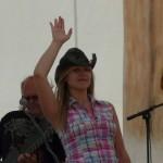 Aziliz et Lil' Dixie à Gujan Mestras les 28 et 29 juin 2014