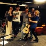 11 juillet 2014 : Aziliz Manrow concert à Moëlan 29