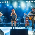 Aziliz Country Band concert Salaise / Sanne le 30 mai  2014