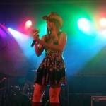 Aziliz Country Band en concert le 5 juillet 2014 à Granague dans le 31