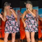 Aziliz Country Band en concert à la Ferté Gaucher