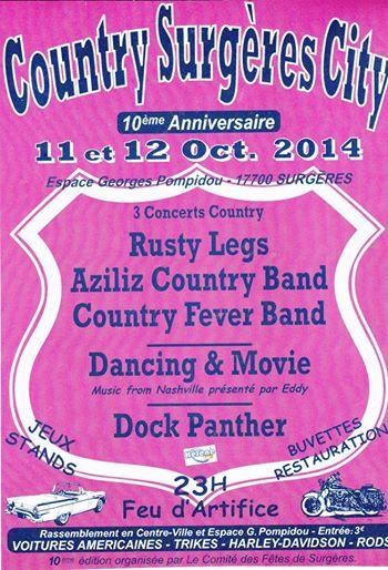 affiche concert surgeres oct 2014