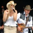 Aziliz Country Band en concert à Surgères (17) le 11 octobre 2014