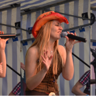 Aziliz au Festival de Cany Barville 22 mai 2015, Aziliz Country Band…
