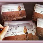 1ère EP d'Aziliz Manrow «let it be Beautiful» ….
